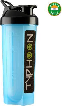 HAANS Typhoon Gym Shaker Blue Colour 700 ml Shaker