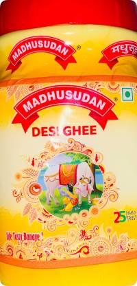 Madhusudan DESI GHEE 1KG 1 L Can