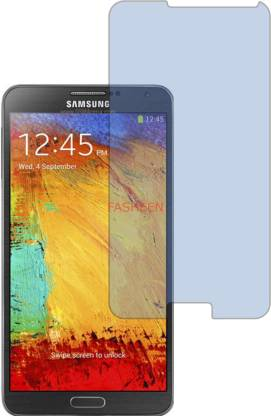 Fasheen Tempered Glass Guard for SAMSUNG GALAXY NOTE 3 N9000 (Impossible AntiBlue Light)