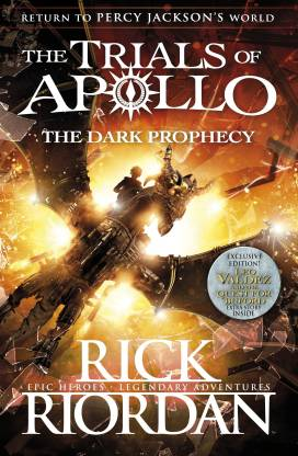 The Dark Prophecy (The Trials of Apollo Book 2) - Return to Percy Jackson's World