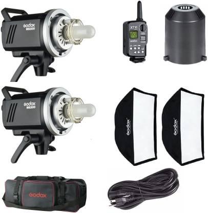 GODOX MS-300F Studio Light Kit Strobe 300Ws GN58 5600K   Bowens Mount Portable Monolight Flash