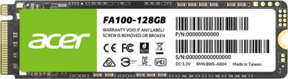 acer FA100 128 GB Laptop Internal Solid State Drive (FA100)