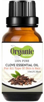 OrganicIndore Clove oil   Pure and Natural   10 ml