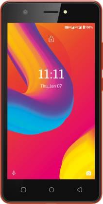LAVA Z1 (Coral Red, 16 GB)