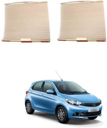PRTEK Side Window Sun Shade For Tata Tiago