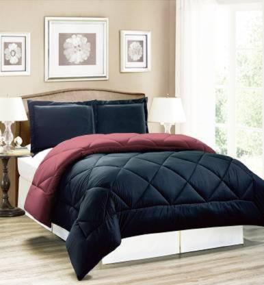 Ketsaal Solid Double Comforter