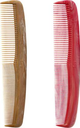 LILY Hair comb - Chandan scented combs for women, pack of 2