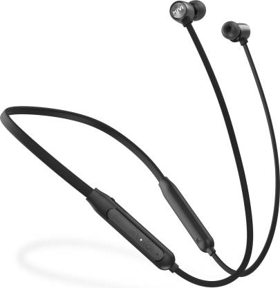Mivi Collar Classic Neckband with Fast Charging Bluetooth Headset