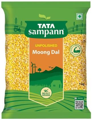 Tata Sampann Yellow Moong Dal (Split)