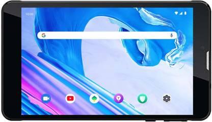 I Kall N5 New Plus 2 GB RAM 16 GB ROM 7 inch with Wi-Fi+4G Tablet (Black)