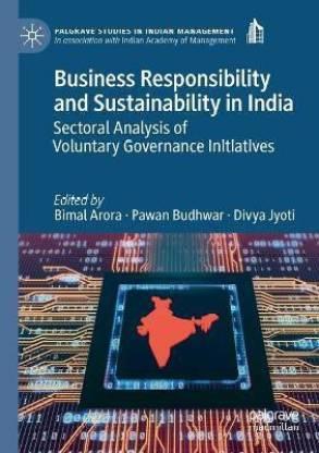 Business Responsibility and Sustainability in India