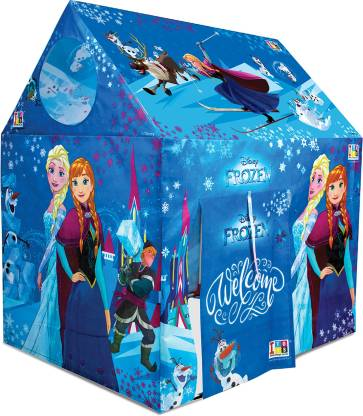 DISNEY Frozen Role Play Pipe Tent House for Kids