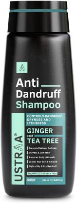 USTRAA Anti Dandruff Hair Shampoo