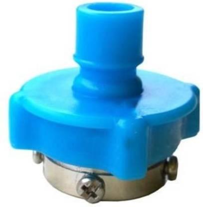 NIPRAM NATIONAL 1 Pcs Washing machine tap faucet adapter 4-way screw-(Blue) Washing Machine Outlet Hose