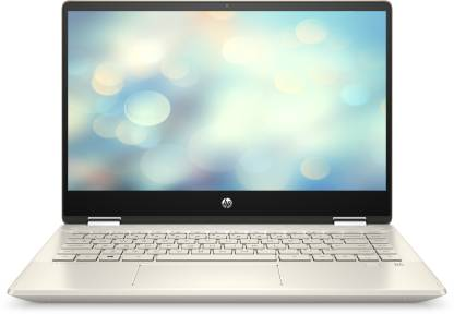 HP Pavilion x360 Core i3 10th Gen - (8 GB/512 GB SSD/Windows 10 Home) 14-dh1502TU 2 in 1 Laptop