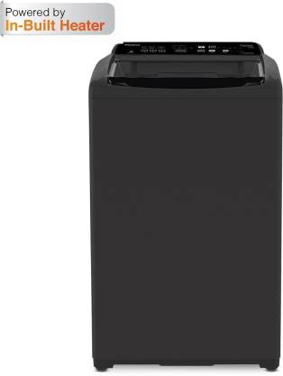 Whirlpool 6.5 kg Fully Automatic Top Load with In-built Heater Grey