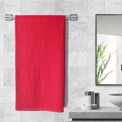 Flipkart SmartBuy Cotton 300 GSM Bath Towel