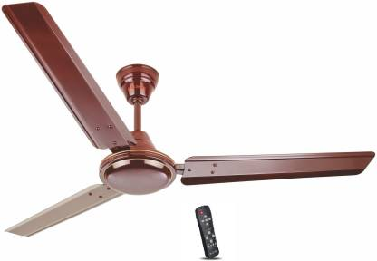 HALONIX HELION IOT SMART CEILING FAN 1200 mm Remote Controlled 3 Blade Ceiling Fan