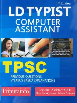 LD Typist & Computer Assistant Guide
