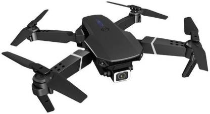 BJI Foldable 4K High Resolution DUAL Camera Front and Bottom With Wifi & Remote Control Drone