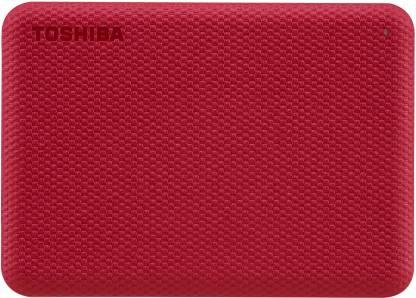 TOSHIBA Canvio Advance 2 TB External Hard Disk Drive
