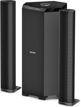 PHILIPS MMS8085B/94 Convertible 80 W Bluetooth Home Theatre