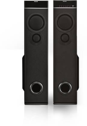 PHILIPS SPA9080B/94 80 W Bluetooth Tower Speaker