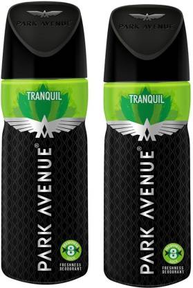 PARK AVENUE Tranquil Deodorant Spray  -  For Men