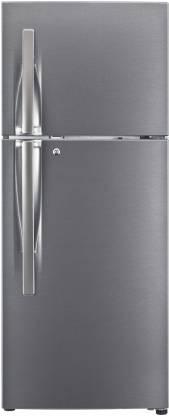 LG 260 L Frost Free Double Door Top Mount 3 Star Convertible Refrigerator