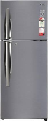 LG 260 L Frost Free Double Door Top Mount 3 Star Refrigerator