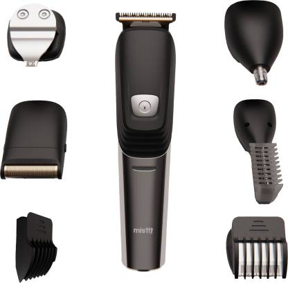 Misfit by boAt T200  Runtime: 120 mins Trimmer for Men