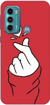 REALKING Back Cover for Motorola G40 Fusion