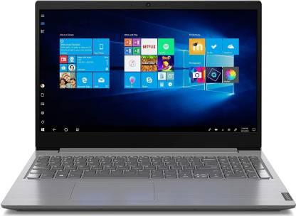 Lenovo v15 Core i3 10th Gen - (4 GB/1 TB HDD/DOS) V15-IIL Laptop
