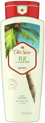 Old Spice Fresher Fiji Scent Body Wash for Men