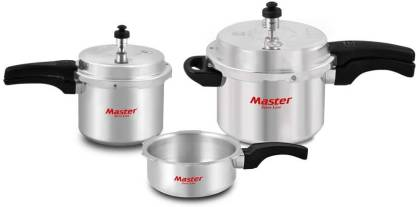 Master Family Super Saver 5 L, 3 L, 2 L Pressure Cooker