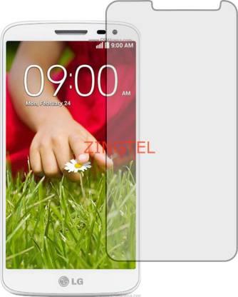 ZINGTEL Tempered Glass Guard for LG G2 MINI LTE (Matte Flexible Shatterproof)