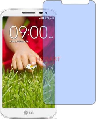 MOBART Tempered Glass Guard for LG G2 MINI LTE (Impossible AntiBlue Light)
