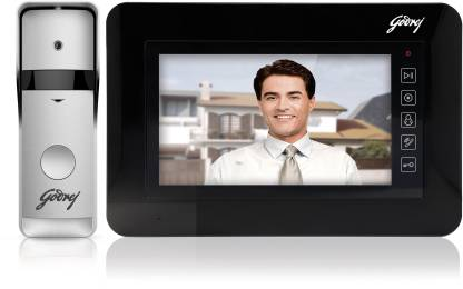 Godrej Solus ST 7 VDP with Free Installation Video Door Phone