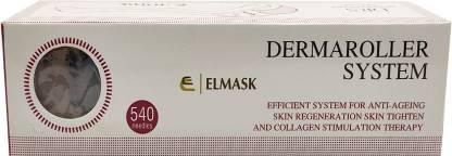 Elmask 0.5mm DRS 540 microneedle derma roller