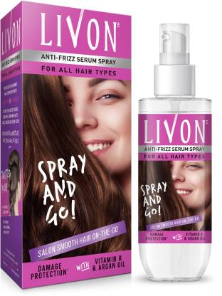 LIVON Shake & Spray Hair Serum