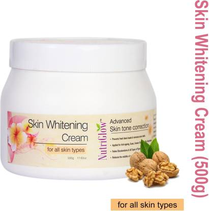 NutriGlow Skin Whitening Facail Cream 500g