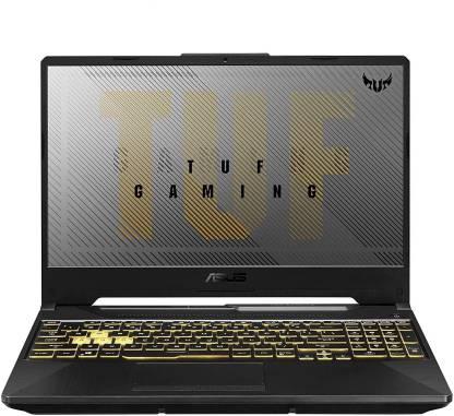 ASUS ASUS TUF Series Core i5 10th Gen - (8 GB/512 GB SSD/Windows 10 Home/4 GB Graphics/NVIDIA GeForce GTX 1650/60 Hz) FX566LH-BQ026T Gaming Laptop