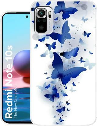 Torenzosmart Back Cover for Redmi Note 10s