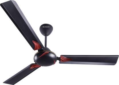 Longway Creta P1 1200 mm Ultra High Speed 3 Blade Ceiling Fan
