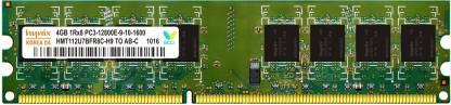 Hynix ddr3 DDR3 4 GB PC DIMM (H15201504-12)