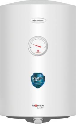 HAVELLS 50 L Storage Water Geyser (Monza dx, White)