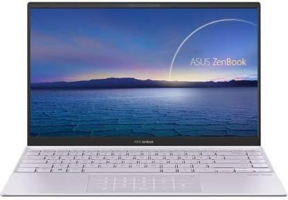 ASUS ZenBook 14 Ryzen 5 Hexa Core AMD Ryzen™ 5 5500U Processor 5th Gen - (8 GB/512 GB SSD/Windows 10 Home) UM425UA-AM502TS Thin and Light Laptop
