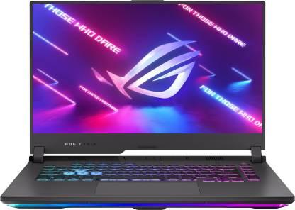 ASUS ROG Strix G15 Ryzen 5 Hexa Core 5600H - (16 GB/512 GB SSD/Windows 10 Home/4 GB Graphics/NVIDIA GeForce RTX 3050 Ti/144 Hz) G513QE-HN115T Gaming Laptop