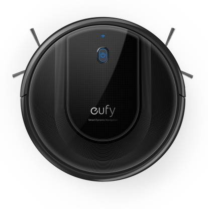 Eufy by Anker Robovac G10 Hybrid ME-T2150Y11 Robotic Floor Cleaner with 2 in 1 Mopping and Vacuum (WiFi Connectivity, Google Assistant and Alexa)