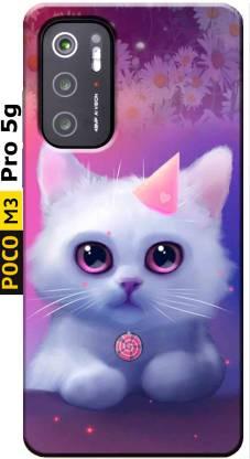 RDcon Back Cover for Poco M3 Pro 5G/Xiaomi poco m3 pro